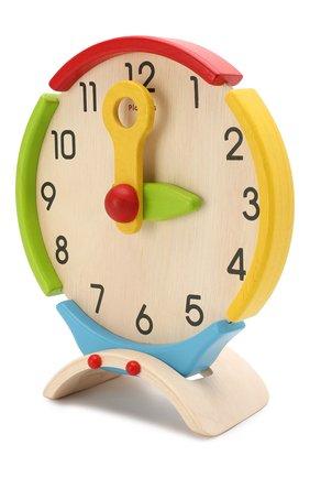 Детского игрушка часы PLAN TOYS разноцветного цвета, арт. 5122 | Фото 2