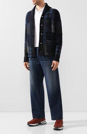 Мужские джинсы RALPH LAUREN темно-синего цвета, арт. 790787188 | Фото 2