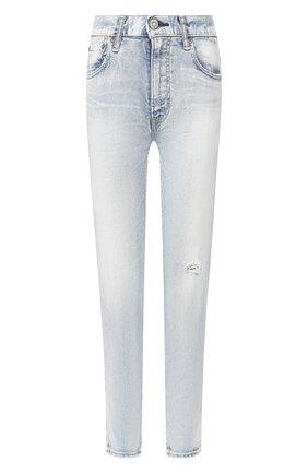 Женские джинсы MOUSSY голубого цвета, арт. 025DSC12-2180 | Фото 1