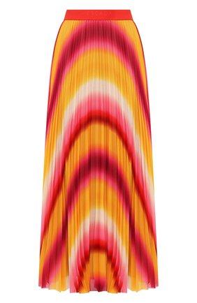Женская юбка-макси ESCADA SPORT желтого цвета, арт. 5032756 | Фото 1