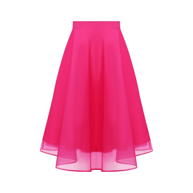 Шелковая юбка MSGM