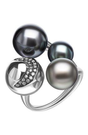 Женские кольцо UTOPIA бесцветного цвета, арт. JNA2ZBTH | Фото 1