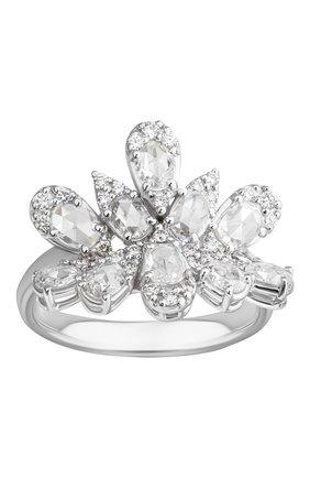 Женские кольцо UTOPIA белого золота цвета, арт. PVA4BBD | Фото 2
