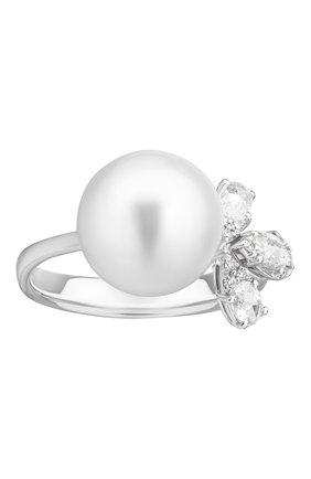 Женские кольцо UTOPIA белого золота цвета, арт. PVA5BBDSS | Фото 2