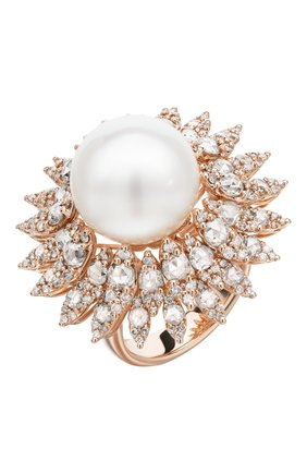 Женские кольцо UTOPIA розового золота цвета, арт. SDA3RCSS | Фото 1