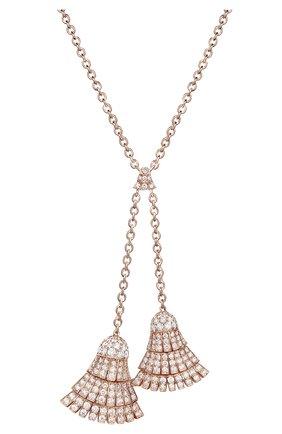 Женские колье DE GRISOGONO розового золота цвета, арт. 21518/03 | Фото 1