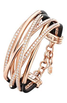 Женский браслет DE GRISOGONO розового золота цвета, арт. 44021/04 | Фото 1