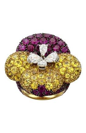 Женские кольцо DE GRISOGONO  цвета, арт. 50297/01   Фото 2