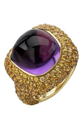 Женские кольцо DE GRISOGONO желтого золота цвета, арт. 50349/01 | Фото 1