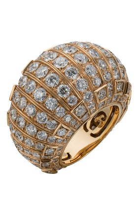Женские кольцо DE GRISOGONO розового золота цвета, арт. 50763/04 | Фото 1