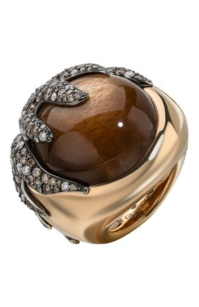 Женские кольцо DE GRISOGONO розового золота цвета, арт. 50863/01 | Фото 1