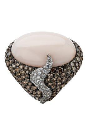 Женские кольцо DE GRISOGONO розового золота цвета, арт. 50891/01 | Фото 1