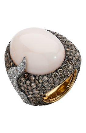 Женские кольцо DE GRISOGONO розового золота цвета, арт. 50891/01 | Фото 2