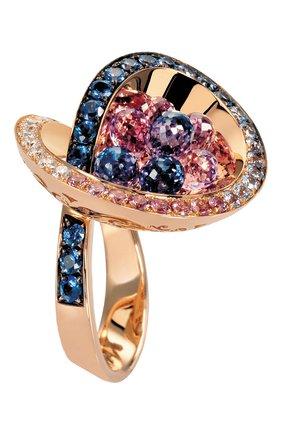 Женские кольцо DE GRISOGONO розового золота цвета, арт. 51250/06 | Фото 1