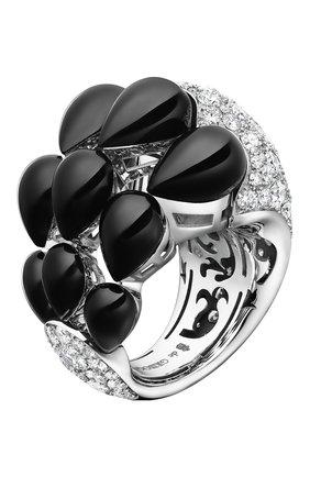 Женские кольцо DE GRISOGONO белого золота цвета, арт. 53802/06 | Фото 1
