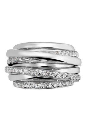 Женские кольцо DE GRISOGONO белого золота цвета, арт. 54001/01 | Фото 2