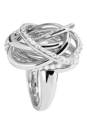 Женские кольцо DE GRISOGONO белого золота цвета, арт. 54101/01   Фото 1