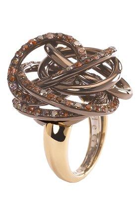 Женские кольцо DE GRISOGONO розового золота цвета, арт. 54101/10 | Фото 1