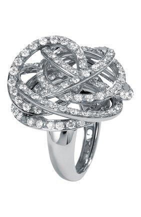 Женские кольцо DE GRISOGONO белого золота цвета, арт. 54102/01 | Фото 1