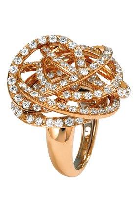 Женские кольцо DE GRISOGONO желтого золота цвета, арт. 54102/03 | Фото 1
