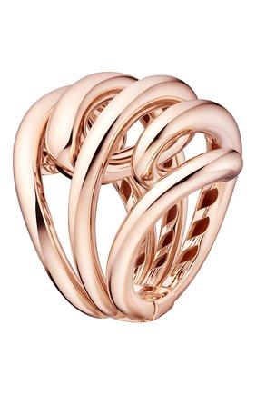 Женские кольцо DE GRISOGONO розового золота цвета, арт. 58400/04 | Фото 1