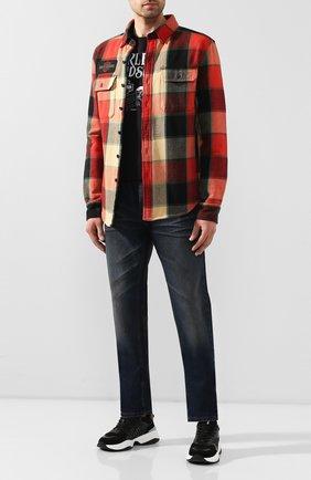 Мужская хлопковая рубашка 1903 HARLEY-DAVIDSON разноцветного цвета, арт. 99259-19VM | Фото 2
