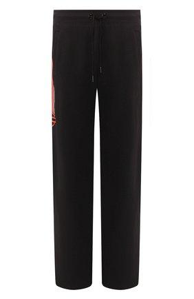 Мужской хлопковые брюки genuine motorclothes HARLEY-DAVIDSON черного цвета, арт. 96128-18VM | Фото 1