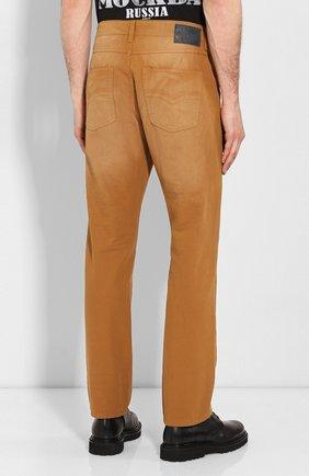 Мужские джинсы genuine motorclothes HARLEY-DAVIDSON светло-коричневого цвета, арт. 96467-16VM | Фото 4