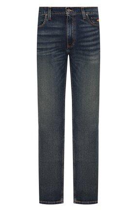 Мужские джинсы genuine motorclothes HARLEY-DAVIDSON синего цвета, арт. 99068-20VM | Фото 1