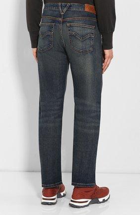 Мужские джинсы genuine motorclothes HARLEY-DAVIDSON синего цвета, арт. 99068-20VM | Фото 4