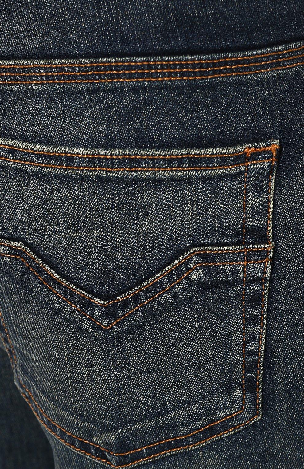 Мужские джинсы genuine motorclothes HARLEY-DAVIDSON синего цвета, арт. 99068-20VM | Фото 5