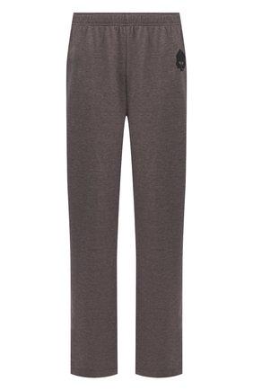 Мужской домашние брюки genuine motorclothes HARLEY-DAVIDSON темно-серого цвета, арт. 97625-16VM | Фото 1