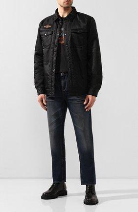 Мужская куртка 1903 HARLEY-DAVIDSON черного цвета, арт. 97494-19VM | Фото 2