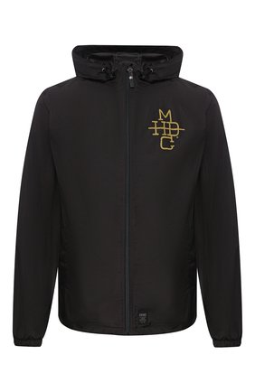 Мужская куртка garage HARLEY-DAVIDSON черного цвета, арт. 96162-18VM | Фото 1