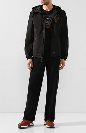 Мужская куртка garage HARLEY-DAVIDSON черного цвета, арт. 96162-18VM | Фото 2