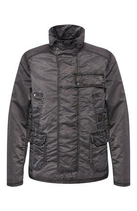 Мужская куртка black label HARLEY-DAVIDSON серого цвета, арт. 97593-16VM | Фото 1