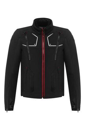 Мужская куртка genuine motorclothes HARLEY-DAVIDSON черного цвета, арт. 98299-19EM | Фото 1