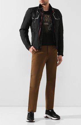 Мужская куртка genuine motorclothes HARLEY-DAVIDSON черного цвета, арт. 98299-19EM | Фото 2