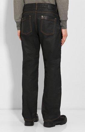 Мужские джинсы genuine motorclothes HARLEY-DAVIDSON черного цвета, арт. 98167-17EM | Фото 4