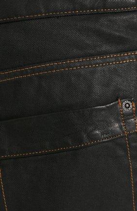 Мужские джинсы genuine motorclothes HARLEY-DAVIDSON черного цвета, арт. 98167-17EM | Фото 5