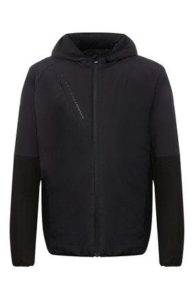 Мужская куртка h-d moto HARLEY-DAVIDSON черного цвета, арт. 97403-20VM | Фото 1
