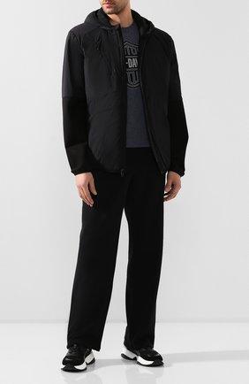 Мужская куртка h-d moto HARLEY-DAVIDSON черного цвета, арт. 97403-20VM | Фото 2