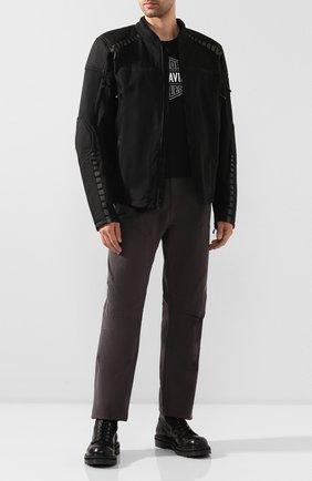 Мужская куртка h-d moto HARLEY-DAVIDSON черного цвета, арт. 98391-19EM | Фото 2