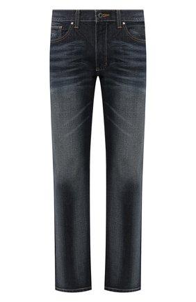 Мужские джинсы genuine motorclothes HARLEY-DAVIDSON синего цвета, арт. 96046-15VM | Фото 1
