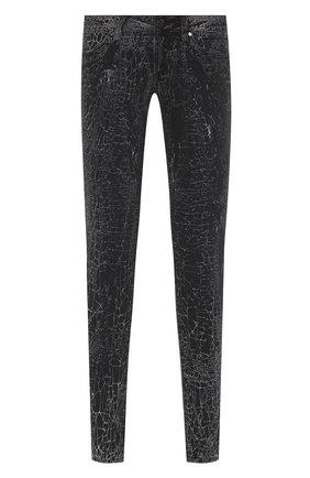 Женские джинсы black label HARLEY-DAVIDSON черного цвета, арт. 96373-16VW | Фото 1