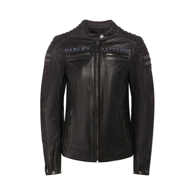 Кожаная куртка Genuine Motorclothes Harley-Davidson