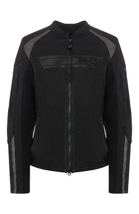 Женская куртка h-d moto HARLEY-DAVIDSON черного цвета, арт. 98335-19EW   Фото 1