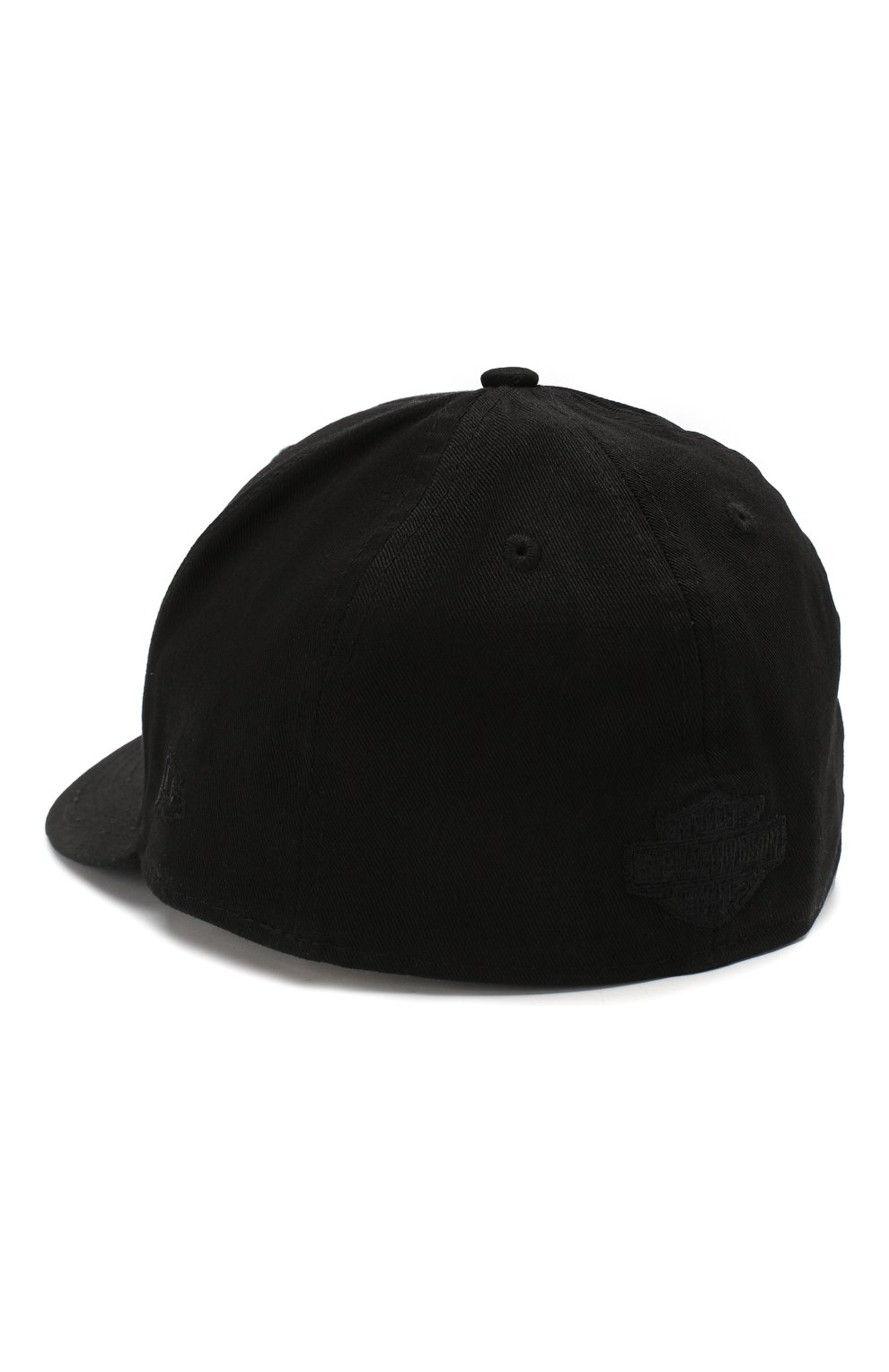 Мужской хлопковая бейсболка genuine motorclothes HARLEY-DAVIDSON черного цвета, арт. 99400-14VM | Фото 2