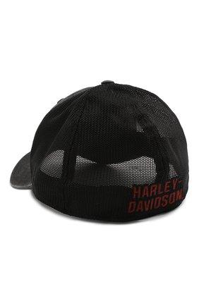 Мужской бейсболка genuine motorclothes HARLEY-DAVIDSON черного цвета, арт. 99407-20VM | Фото 2