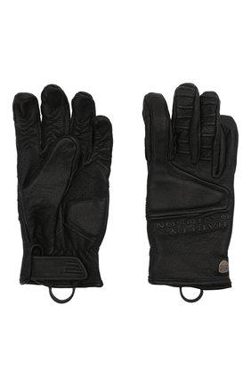 Мужские кожаные перчатки h-d moto HARLEY-DAVIDSON черного цвета, арт. 98154-20VM | Фото 2